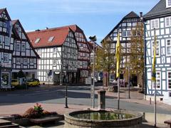 Korbach Altstadt